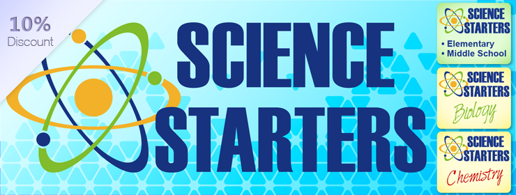 Scientific Minds - Science Starter Kits